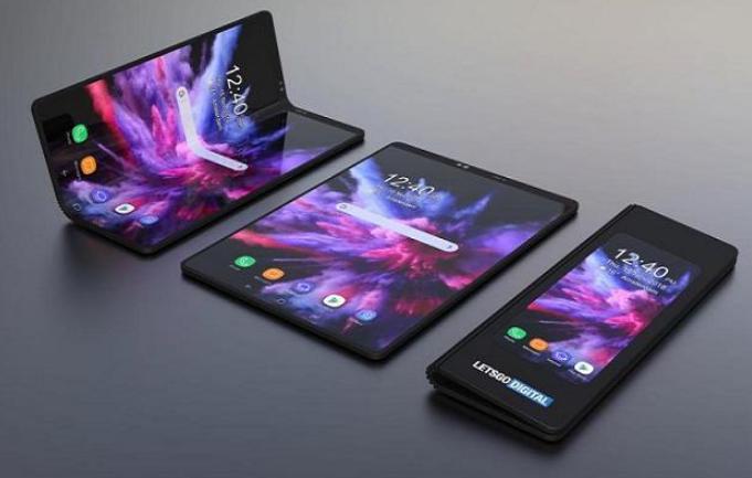 三星與華為陸續發布了折疊屏手機,折疊的iPhone還會遠嗎?