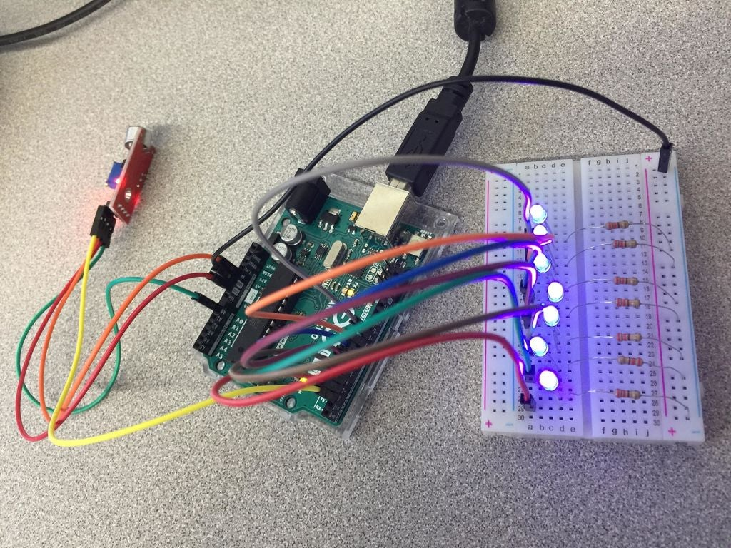 创意LED扬声器的制作