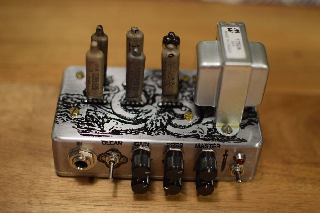 高增益前置放大器的制作教程