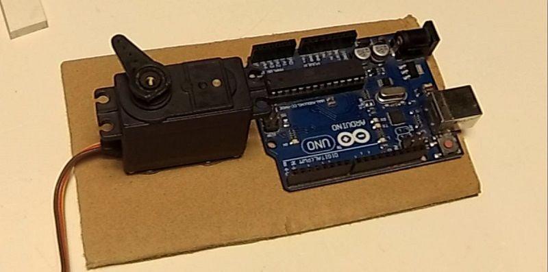 Arduino雷達的制作教程