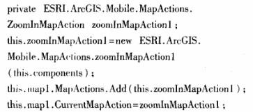 基于WinCE 6.0操作系统实现车载终端的嵌入式地图的设计