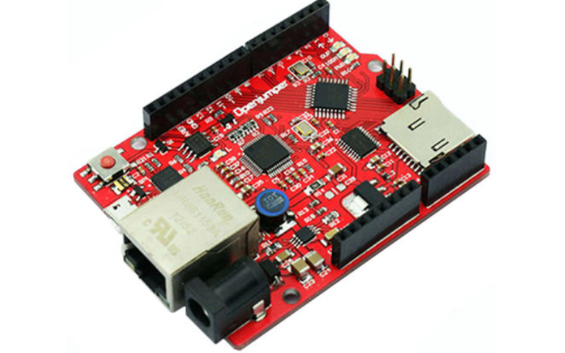 SPI接口的W5500以太网模块在STM32F4上的移植工程文件和程序免费下载