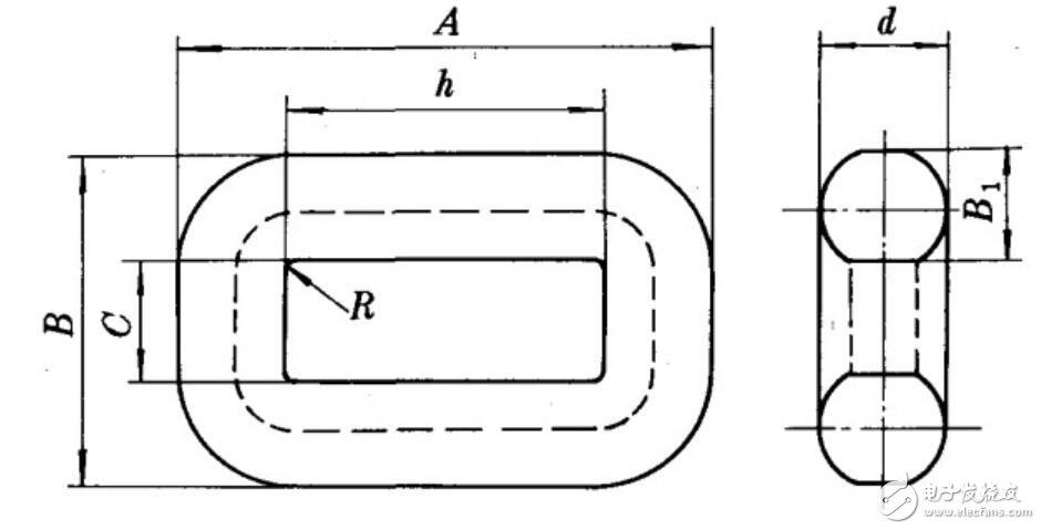 R型变压器结构组成_R型变压器应用