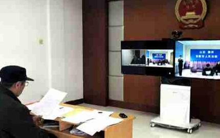 利用远程视频技术来进行民事行为能力的评定