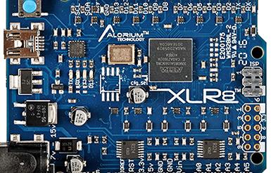 Arduino環境中的FPGA:模塊支持預配置和定制IP