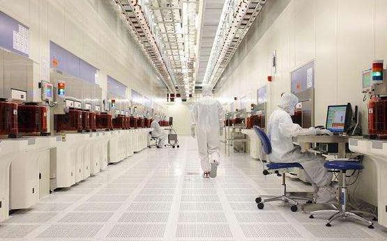 晶圓廠的消費開始再次增長