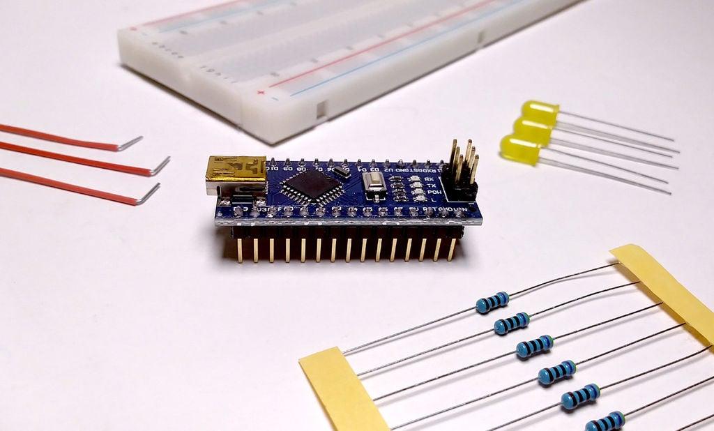 Arduino螢火蟲的制作教程