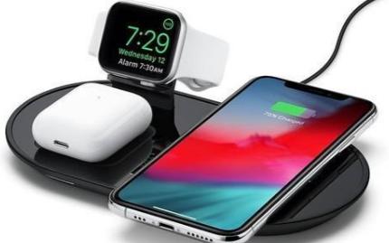 苹果将在官网推出三合一无线充电板