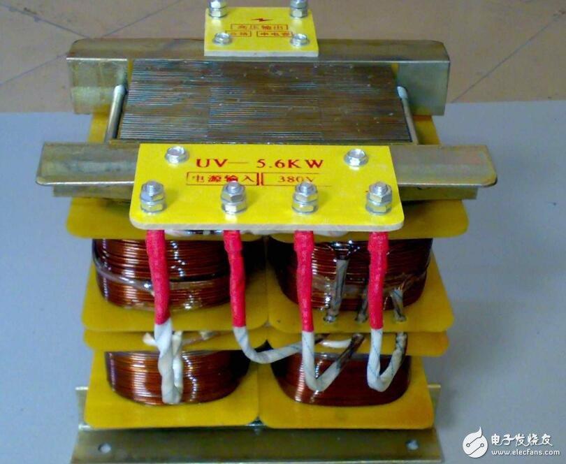 升压变压器的工作原理_升压变压器型号解析