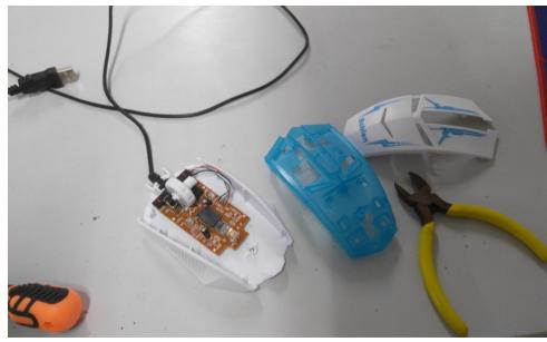 使用单片机将鼠标改造成彩色呼吸灯的详细资料免费下载