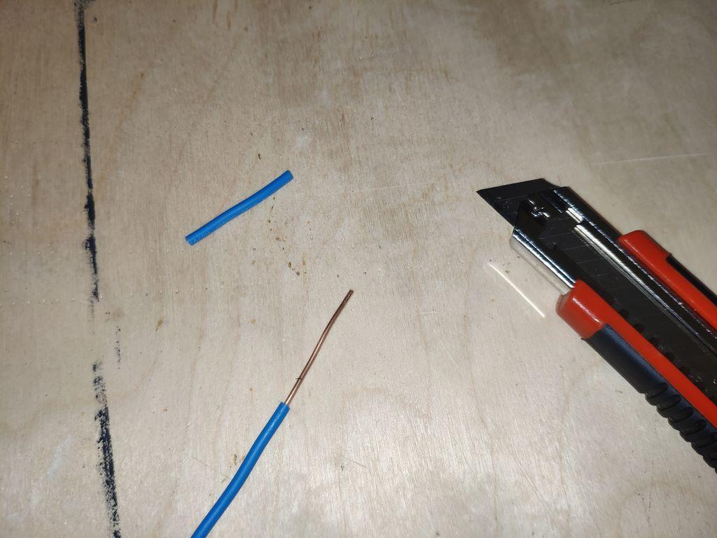 简约LED吊坠的制作教程