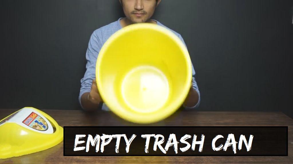 智能垃圾桶的制作教程