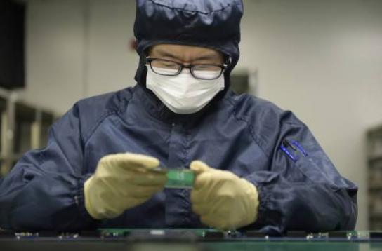 """韩国半导体制造商开始在中国寻求替代厂家寻求""""突围"""""""