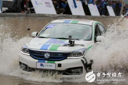 纯电动汽车到底能不能涉水行驶