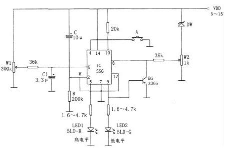 报警器的中与应用范围及电路原理分析