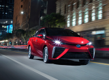 丰田拟在中国投建第四座混动汽车电池工厂