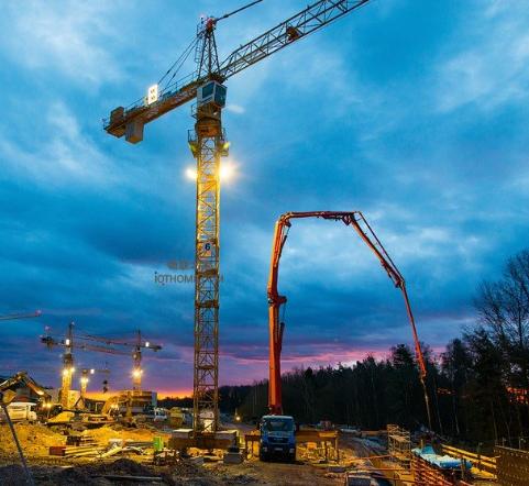 物联网在建筑业中的应用前景分析