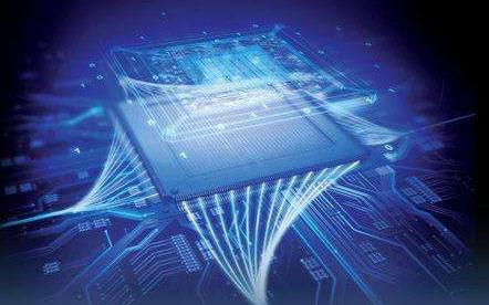 IC供应商正在努力制造具有不断改进的性能特征的更高集成度的芯片组