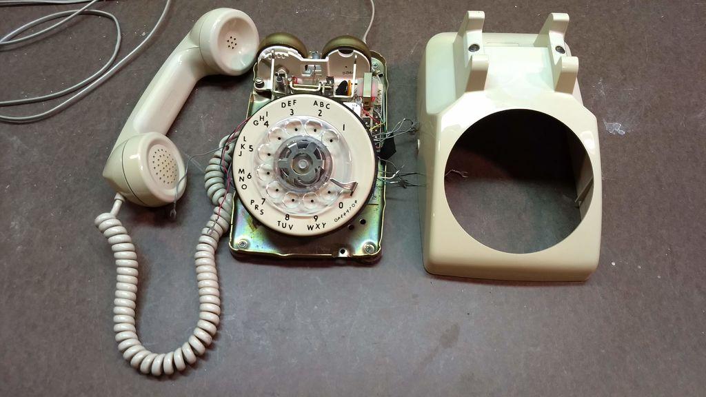 树莓派电话机外壳的制作