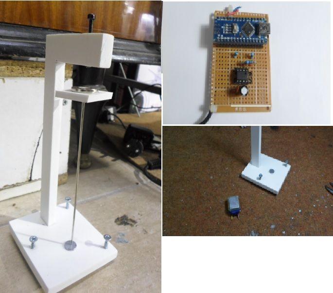 Arduino地震仪的制作教程