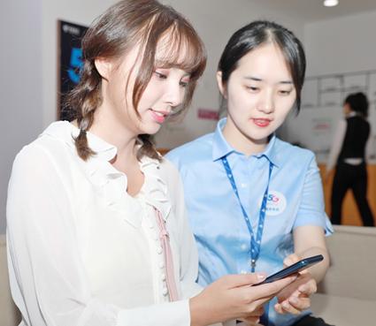 江苏5G网络实现了下载速度1058Mbps上传速...