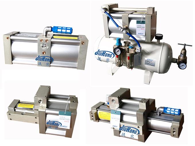 气体增压泵正确选型3步骤