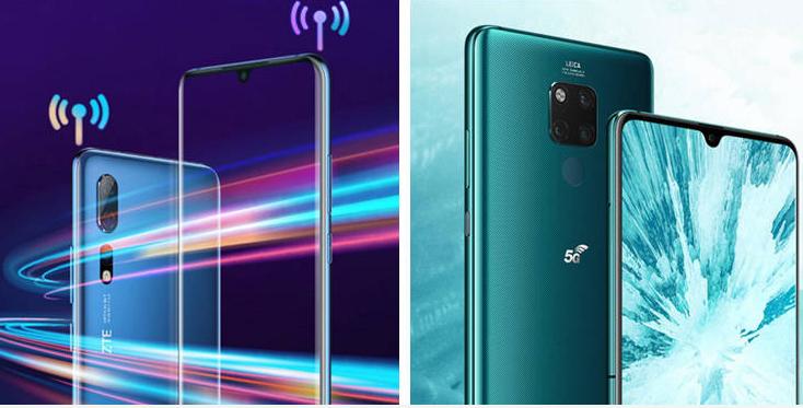 我国1-7月份国产5G手机出货量为7.2万部将具...