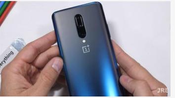 一加公司将会在今年年底之前推出第二款5G手机一加...