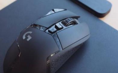 羅技發布新款游戲無線鼠標G502