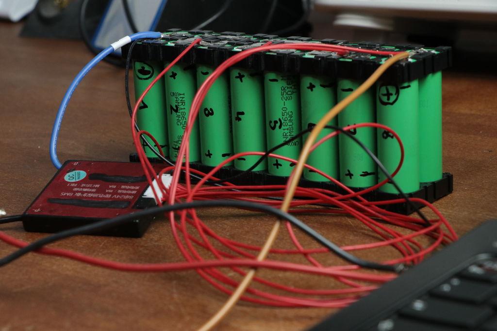 笔记本移动电源的制作教程
