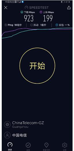 中国电信成功完成了全球首次基于IPv6和云网融合...