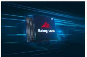 华为的5G芯片巴龙5000效率低且尺寸太大导致了...