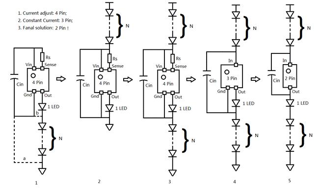 恒流二极管的检测方法_恒流二极管的测量_恒流二极管的应用技巧