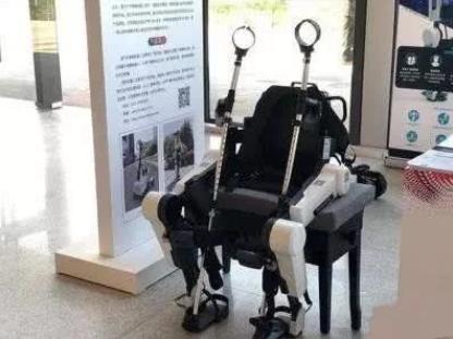 市场潜力巨大的外骨骼机器人,未来可期