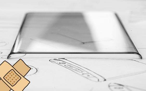 vivo NEX新品曝光采用了曲面瀑布屏設計擁有像瀑布一樣的視覺效果