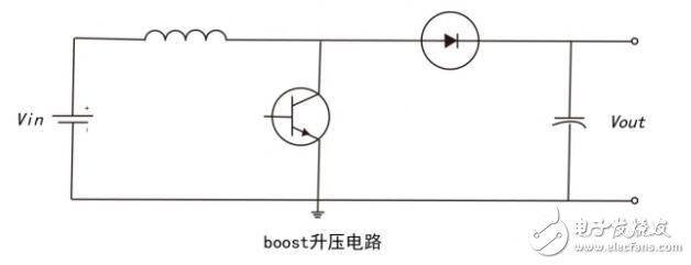 boost升压电路作用_boost升压电路仿真
