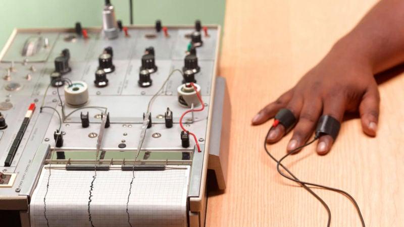 Arduino测谎仪的制作教程