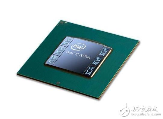 英特尔推新款FPGA芯片是i7-8700K性能的100倍