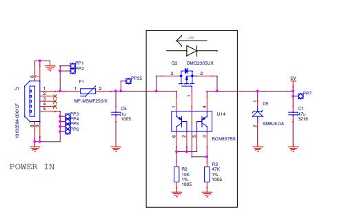树莓派Raspberry Pi3 B型电路原理图免费下载