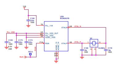 树莓派Raspberry Pi3 B+型电路原理图免费下载