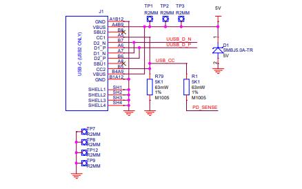 树莓派Raspberry Pi4 B型的电路原理图免费下载