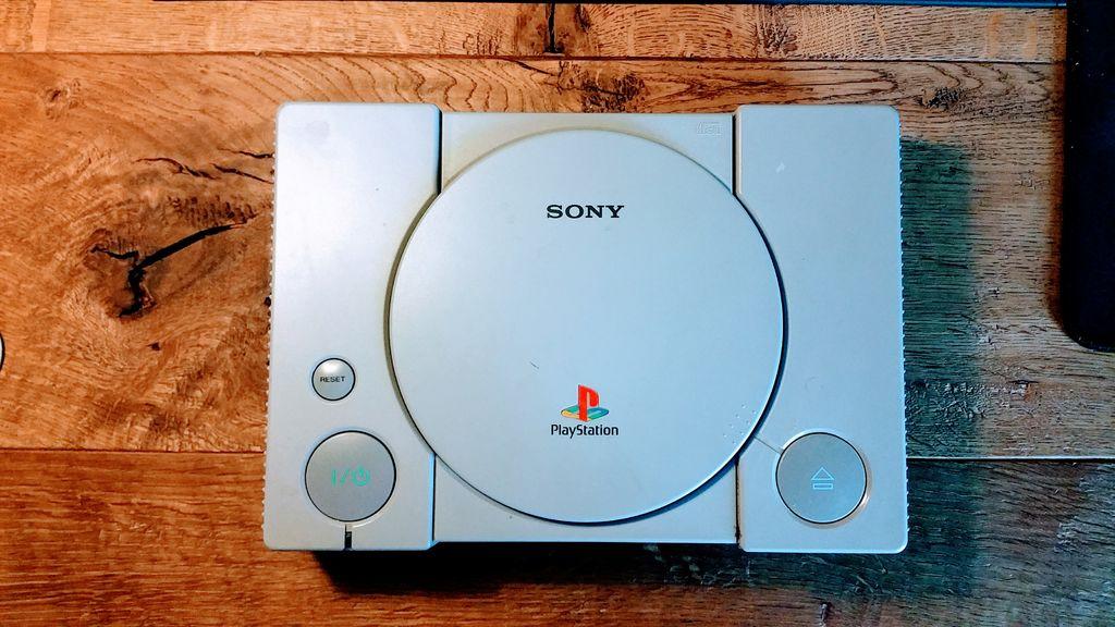 Playstation1时钟DIY图解
