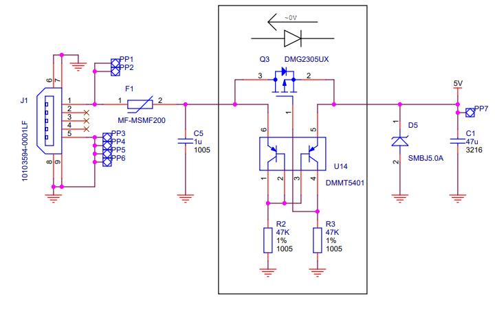 树莓派Raspberry Pi A+模型的电路原理图免费下载