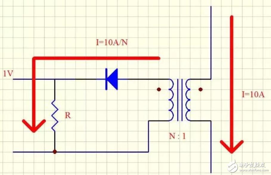 电流互感器的设计电路