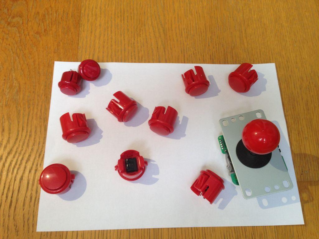 基于树莓派3B的街机游戏盒制作教程