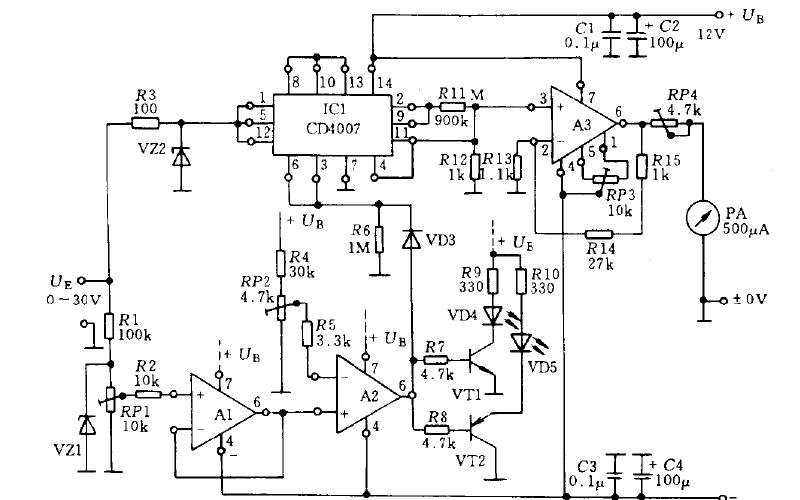 上百个经典电路的详细资料讲解