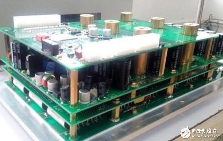 电阻器在电动机控制器中的应用