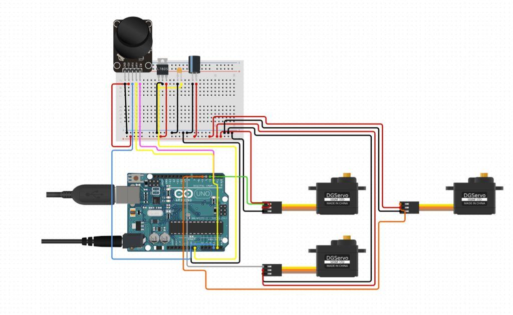 Arduino机械手臂的制作