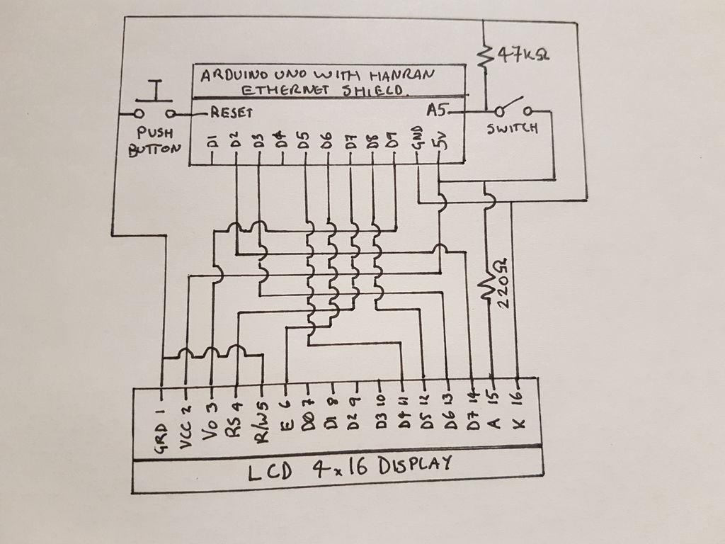 基于Arduino的信息站制作图解
