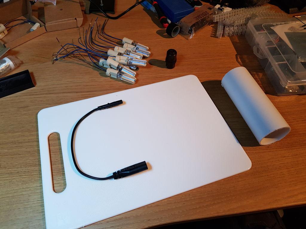 如何将灯具转换为LED灯组